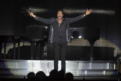 All Together, All Night Long - Lionel Richie wird in der Festhalle Frankfurt enthusiastisch gefeiert